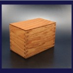 "3"" x 5'' Card File Box (XLF-000)"